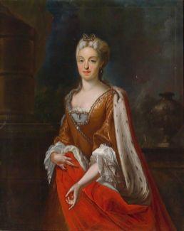María Amalia de Austria, emperatriz del Sacro Imperio Romano.