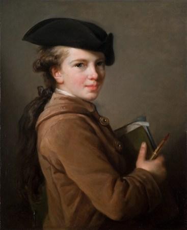 Elisabeth Louise Vigée Le Brun: Etienne Vigée, 1773. Saint Louis Art Museum, Museum Purchase (3:1940)