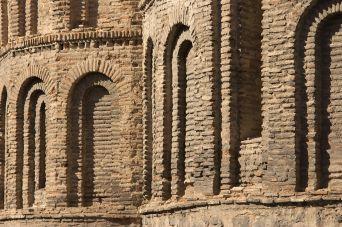 Detalles del mampuesto en la iglesia de Santiago del Arrabal. Foto: Wikimedia Commons.