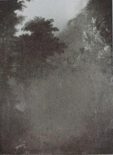 Matías Jimeno: País con la caza del Oso. Antiguo cat. del Prado nº 2274.