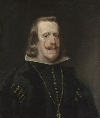 Diego Velázquez, Felipe IV. ca. 1656 https://www.nationalgallery.org.uk/paintings/NG745