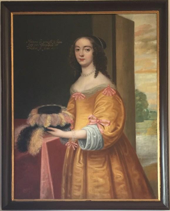 Ernestine de Nassau: La princesa de Ligne, Clara Maria von Nassau-Siegen, Palacio Lobkowicz, Praga.