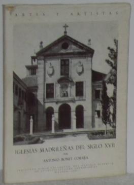 Iglesias madrileñas