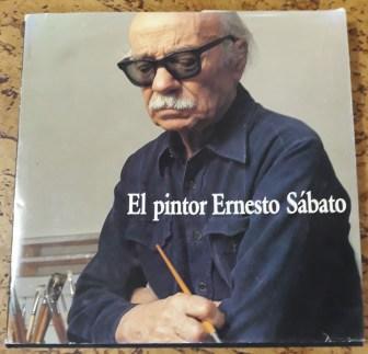 El pintor Ernesto Sábato