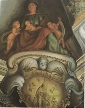 La Caridad. Foto: García Sanz y Triviño, 1993.