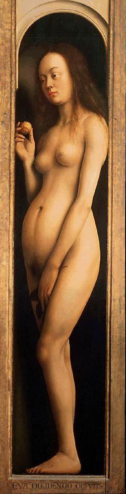 Van Eyck: Eva.