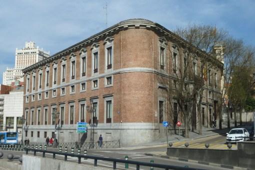 Centro de Estudios Políticos y Constitucionales (CEPC). Fuente: Wikimedia Commons
