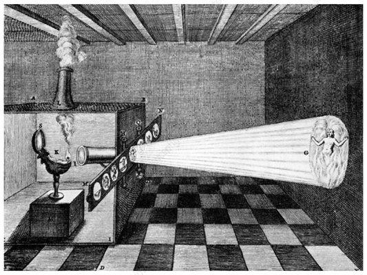Linterna mágina en 1671. The Grosvenor Press, Londres, 1956.