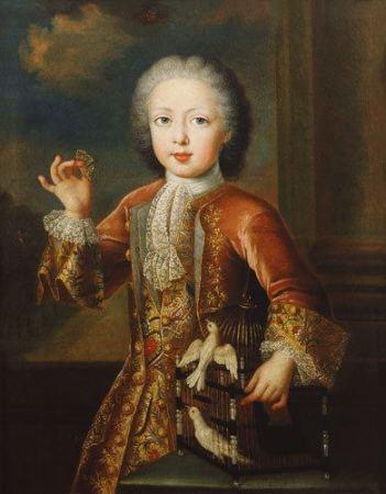 Fig. 3c. Pierre Gobert, Retrato de Carlos Alejandro, príncipe de Lorena. Palacio de Versalles, nº inv. MV 4425.