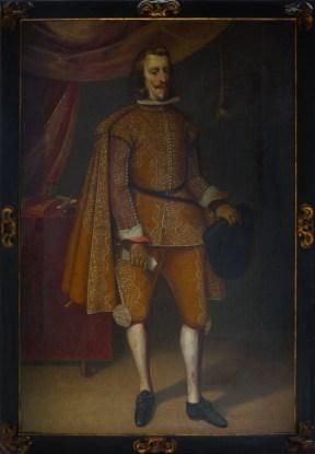Escuela española, Retrato de Felipe IV, siglo XVII. Fuente: Alcalá Subastas, 8 de julio de 2020.