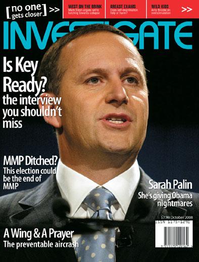 Investigate Magazine