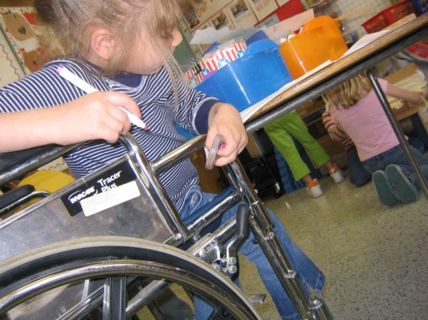 exploring the wheelchair