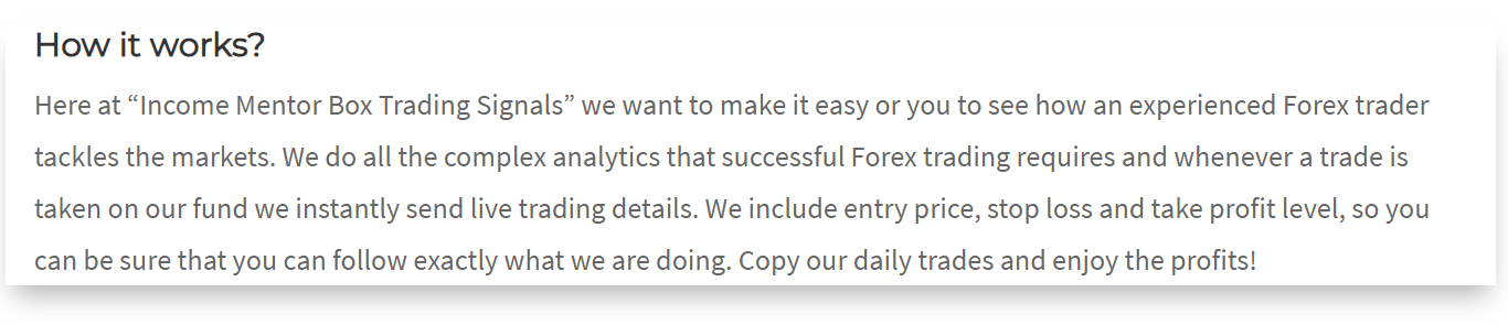 Best forex signal telegram group