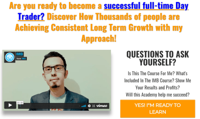 Income Mentor Box Day Trading Academy