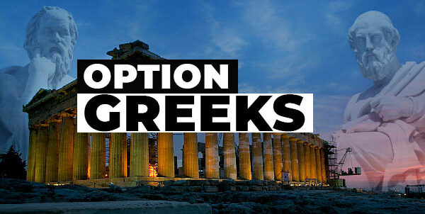 Option Greeks Explaining by Chris Jackson and Investing with Stock Options