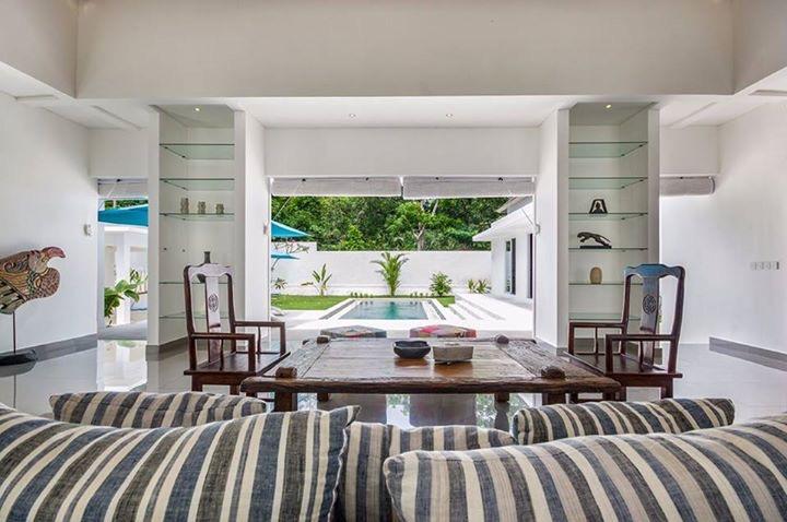 Villa 3 chambres, Balangan