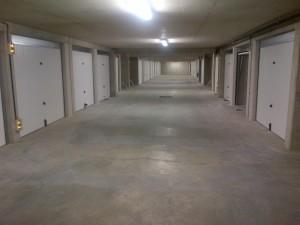 lot de garages en copropriété