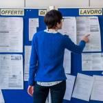 Lavoro: assunzioni in forte calo, difficile trovare occupazione