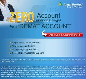 Demat Account with Angel Broking