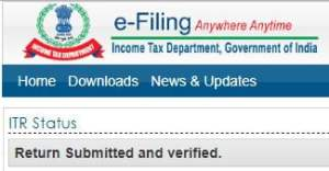 Refund submitted and verified