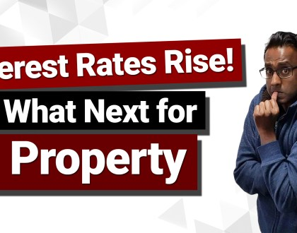 Banks are raising rates. Is the property boom over?
