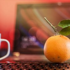 Orange, Office, Fruit, Juicy, Food, Ripe and a Passport to good health