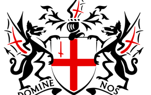 New City of London crest - British Connection