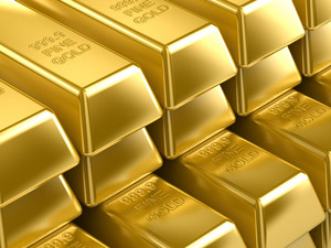 gold bullion ingots - precious metals