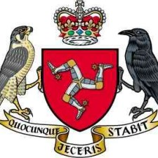 Isle of Man crest