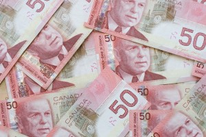 Canadian Fifty Dollar Notes