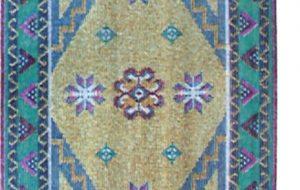 precious gemstone carpet
