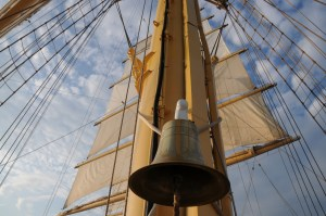 The five masted tall ship Royal Clipper of Luxembourg - offshore banks