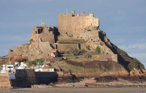Mont Orgueil Castle in Jersey, Channel Islands - Expat