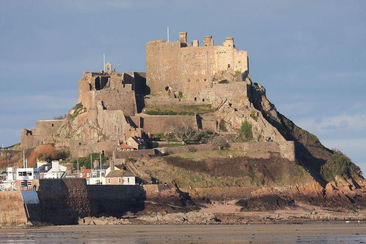 Mont Orgueil Castle in Jersey, Channel Islands - Expat