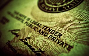Legal structure and the greenback