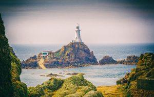 Corbiere Lighthouse, Channel Islands, Skipton International