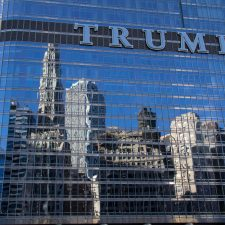 Trump International Hotel & Tower; Chicago, - Forward thinking