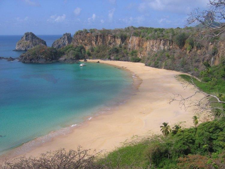 Sancho Bay and Dois Irmãos - Fernando de Noronha, Brazil - Worlds Best Beaches