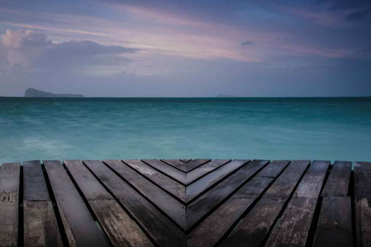Mauritius - Seascape