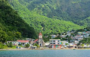 Dominica (Caribbean) - Soufrière - offshore banking