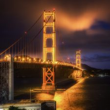 Golden Gate bridge accelerating pace of growth and adoption of Hyperledger across industries and geographies