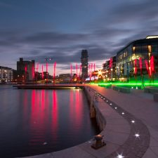 Grand Canal Docks in Dublin - Irish Investment