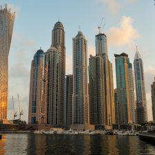Dawn in Dubai - Middle East Arab Billionaires