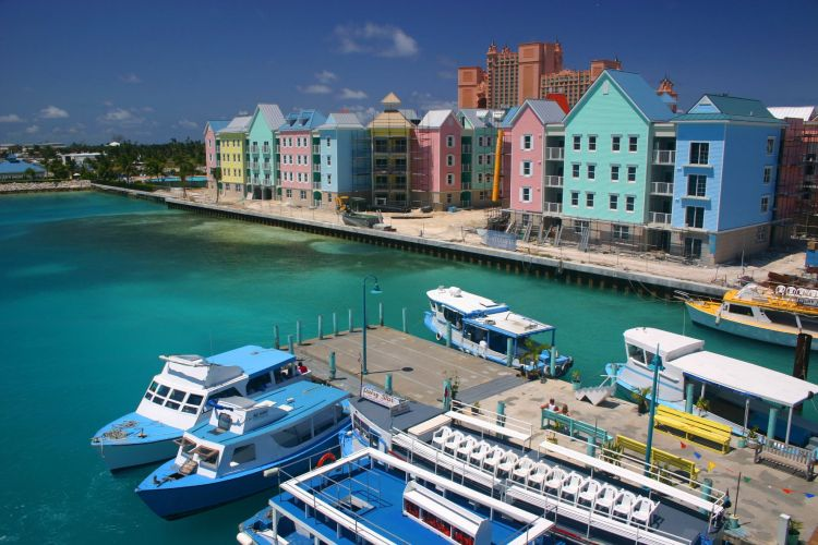 The Bahamas for World-Class International Financial Services
