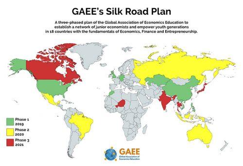 GAEE's Silk Road Plan
