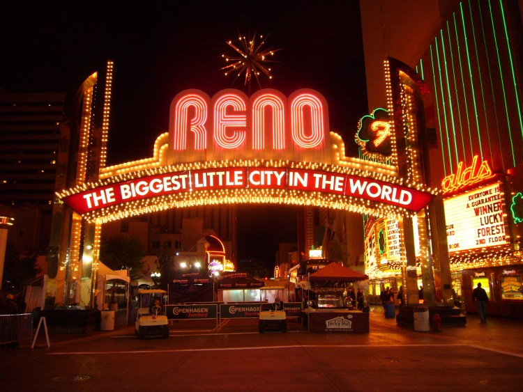 Monarch Crypto Payments System  from Reno, Nevada