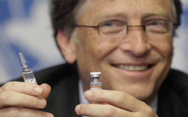 Bill Gates and the Global Vaccine Action Plan