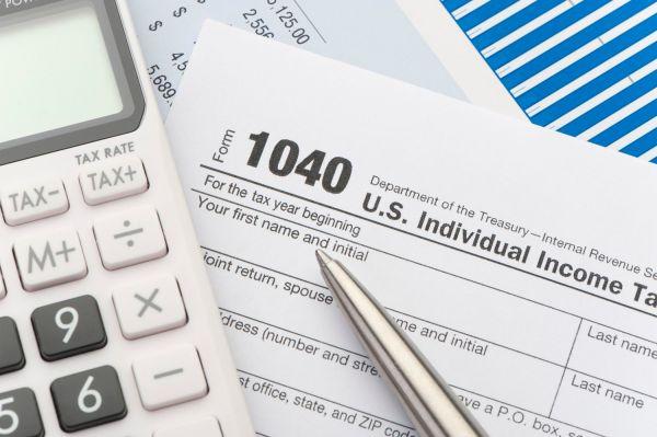 Form 1040: U.S. Individual Tax Return Definition
