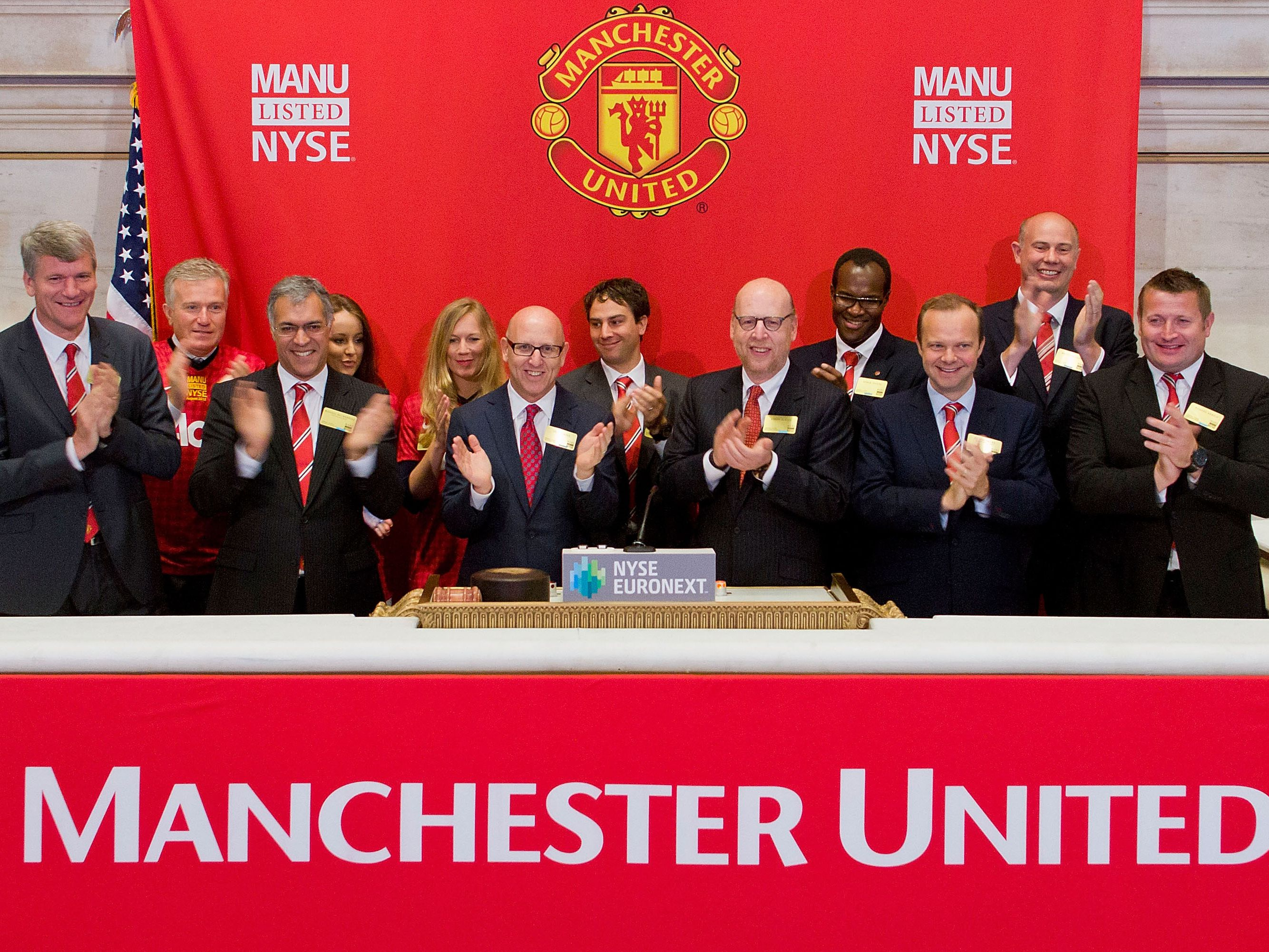 While success on the pitch has been lacking in recent years, the value of the brand off the pitch continues to grow. Why Is Manchester United Manu Carrying So Much Debt