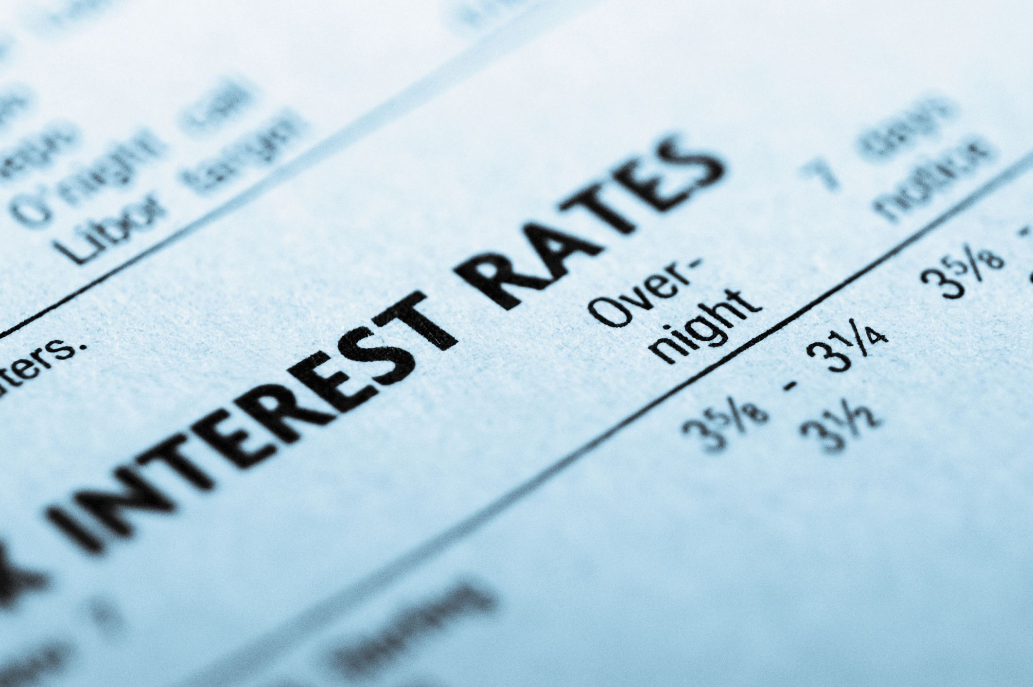 Interest Rate Definition